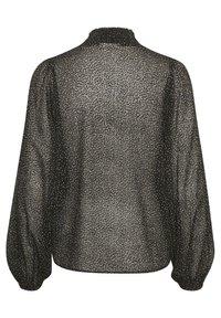 InWear - Blouse - black minimal dot - 8
