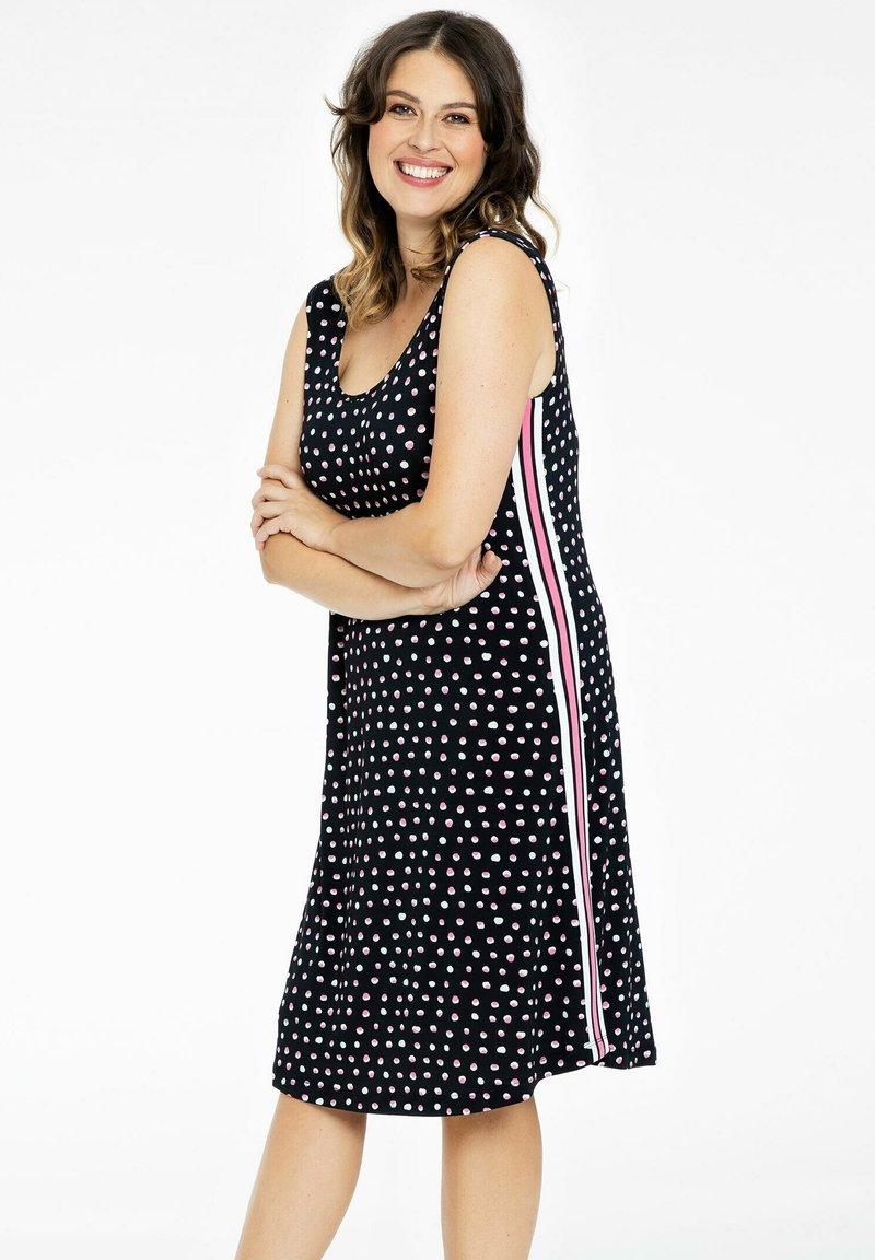 Yoek - Jersey dress - black