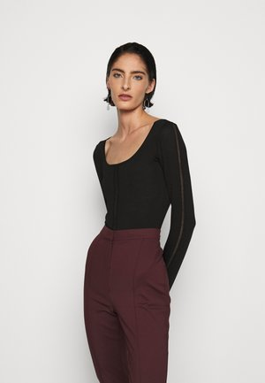 BODY - Long sleeved top - nero