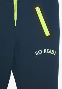 Name it - NMMKARLO PANT UNB - Tracksuit bottoms - gibraltar sea - 2