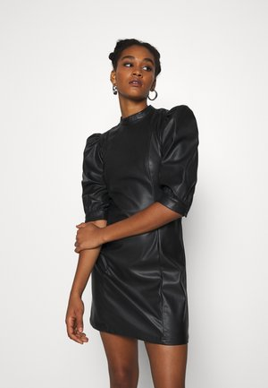 ONLDREAMY DRESS - Shift dress - black