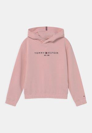 ESSENTIAL HOODIE - Sweater - delicate pink