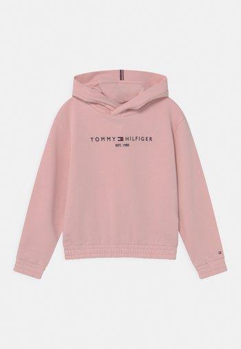 ESSENTIAL HOODIE - Sweatshirt - delicate pink