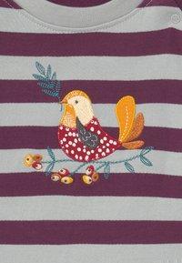 Sense Organics - LEOTIE BABY - Sweatshirt - purple/grey - 3
