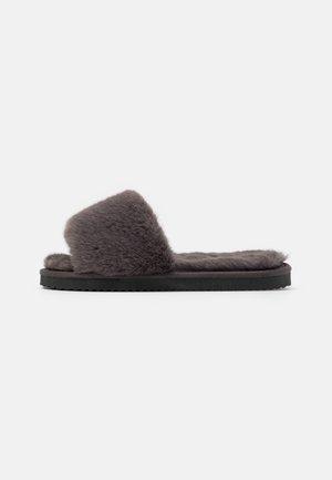 SLIDE - Slippers - dark grey