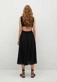 Mango - DENVER - Day dress - noir - 2