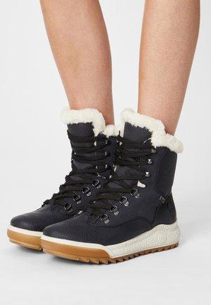 Winter boots - pazifik/navy