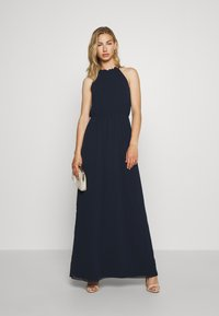 Nly by Nelly - PRETTY FLOUNCE GOWN - Occasion wear - navy - 1