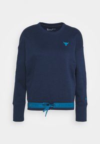 Under Armour - ROCK CREW - Sudadera - academy - 0