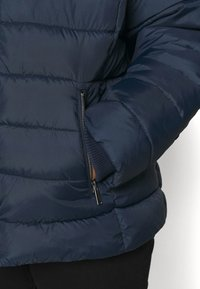 Tommy Jeans Curve - ESSENTIAL HOODED JACKET - Winter jacket - twilight navy - 5