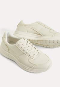 OYSHO - Sneaker low - white - 2