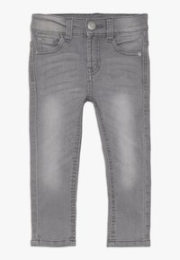 Esprit - PANTS - Slim fit jeans - mid grey denim - 0