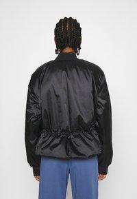 adidas Originals - JACKET - Bomber Jacket - black - 2
