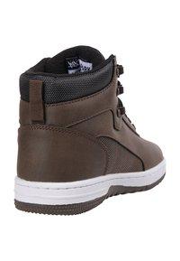 K1X - Sneakers hoog - brown - 3