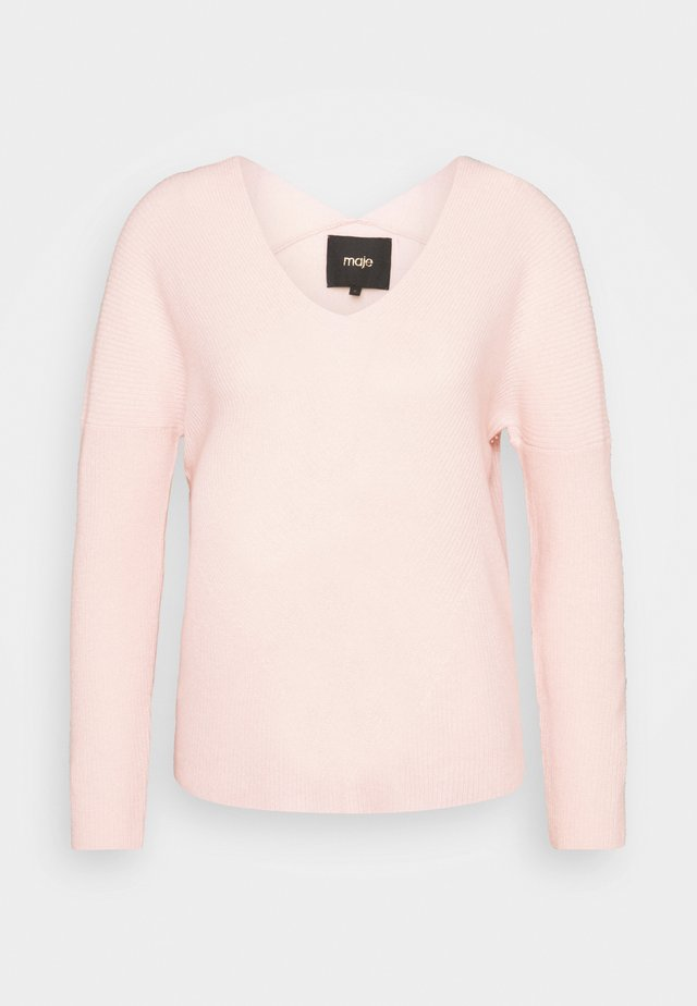 MADINA - Pullover - rose pale