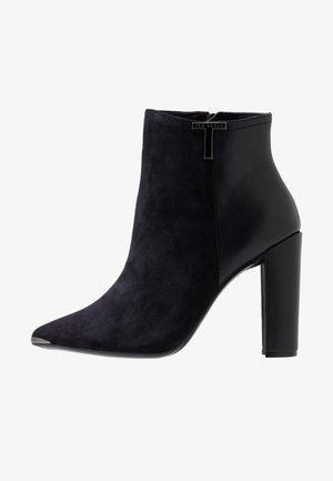 INALA - High heeled ankle boots - navy