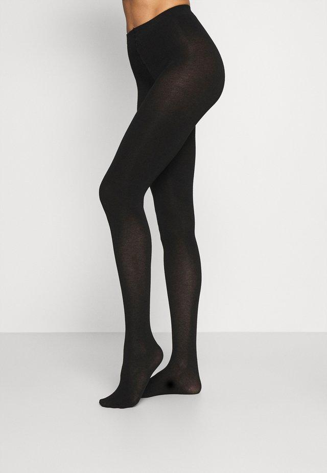 SIMONE - Strømpebukser - black