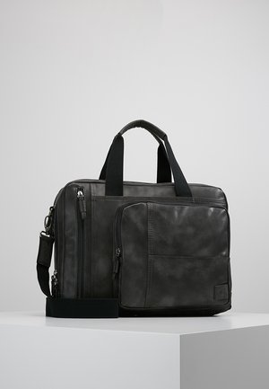 BUSINESS BAG LAOS - Briefcase - black