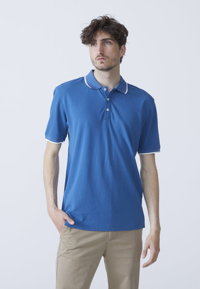 STEFAN - Poloshirts - blue