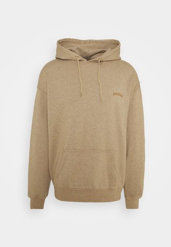 SKATE HOODIE UNISEX - Sweatshirt - mustard
