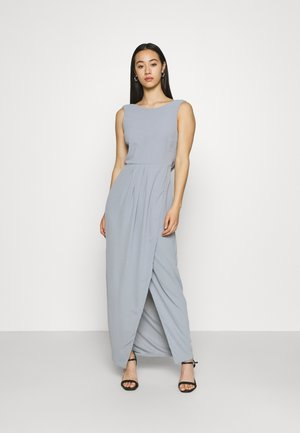 ELSIE MAX - Vestido de fiesta - grey blue