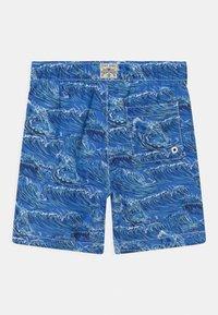 GAP - BOYS SWIM TRUNK - Swimming shorts - deep blue - 1
