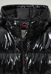 Napapijri - A-LOYLY LONG - Winter coat - black - 2