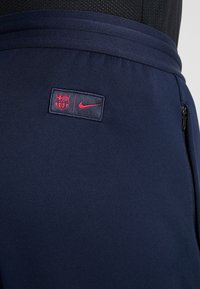 Nike Performance - FC BARCELONA PANT - Tracksuit bottoms - obsidian/rush blue - 6
