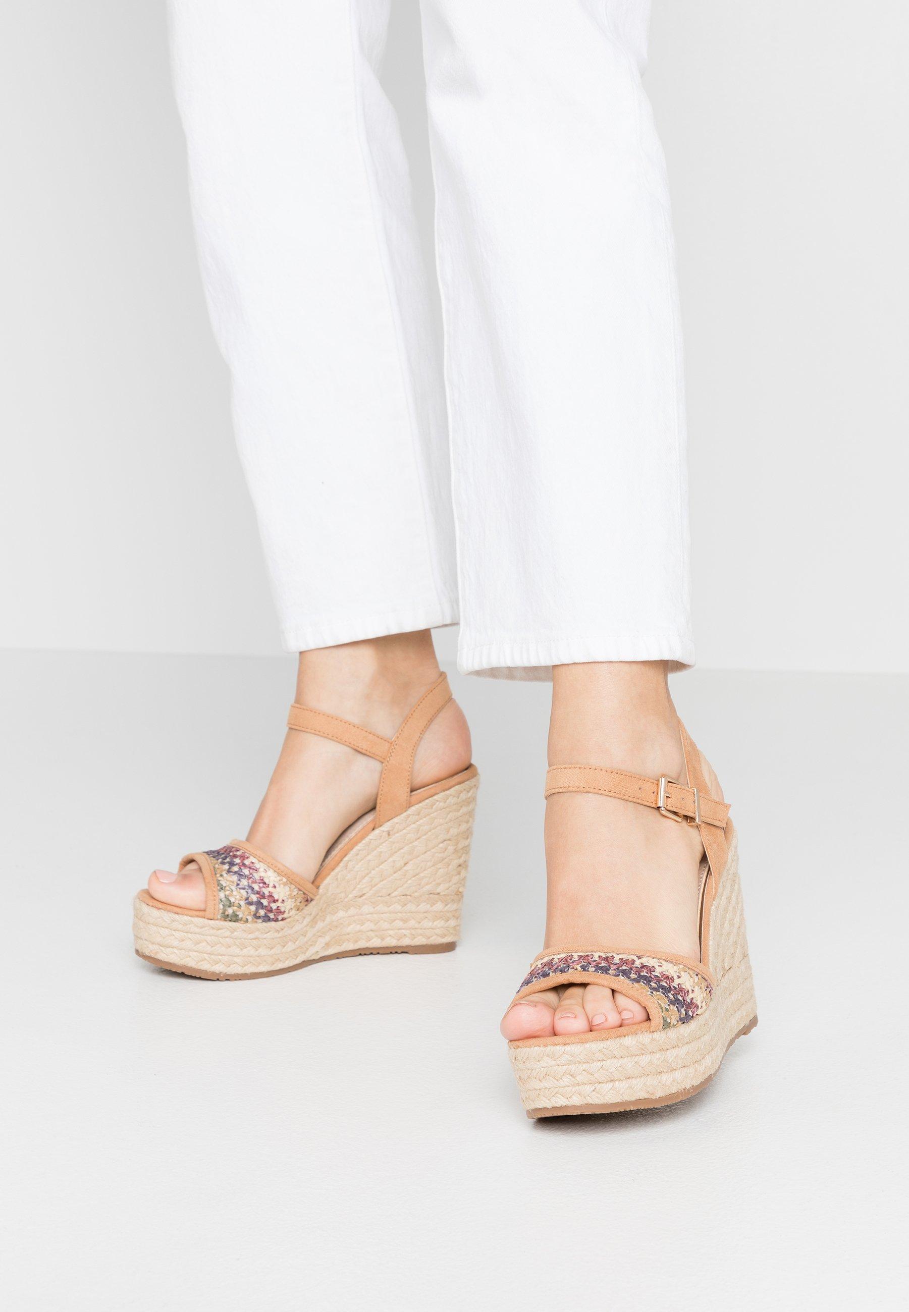 Sandaletter multicolor