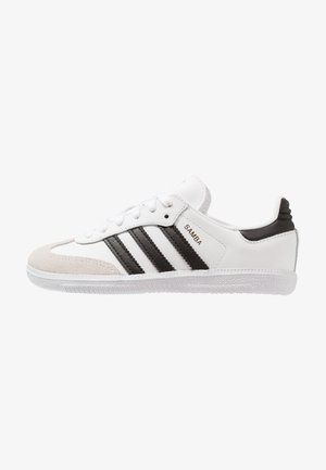 SAMBA - Zapatillas - footwear white/core black/crystal white