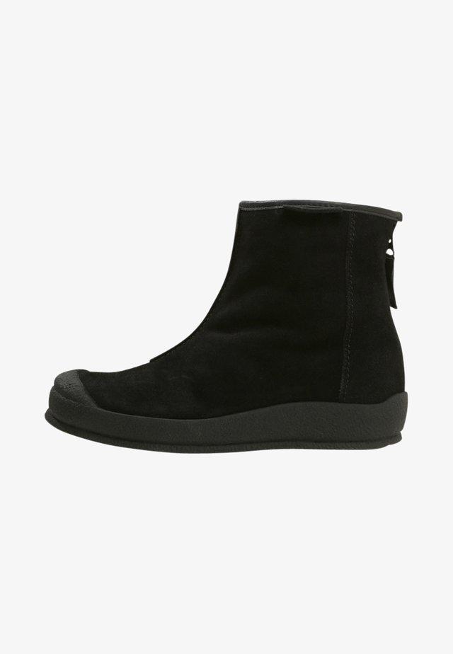 LOKE - Classic ankle boots - black