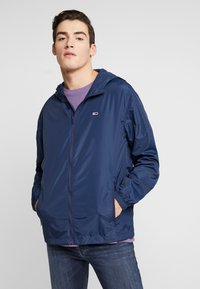 Tommy Jeans - PACKABLE - Giacca a vento - twilight navy - 0