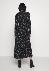 Mavi - PRINTED DRESS - Shirt dress - black - 2