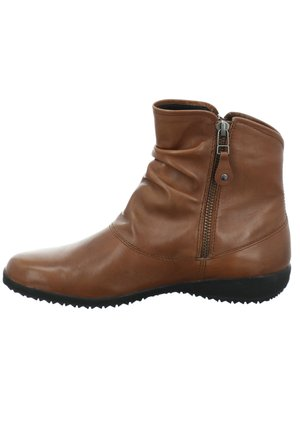 NALY  - Classic ankle boots - cognac