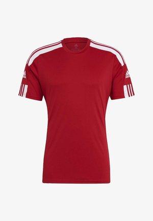 SQUAD 21 - Print T-shirt - team power red/white