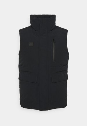 BARNETT - Waistcoat - black
