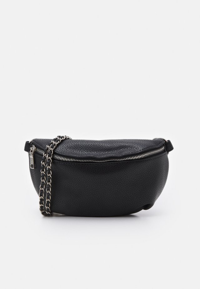 BGULIANA BELT BAG - Ledvinka - black
