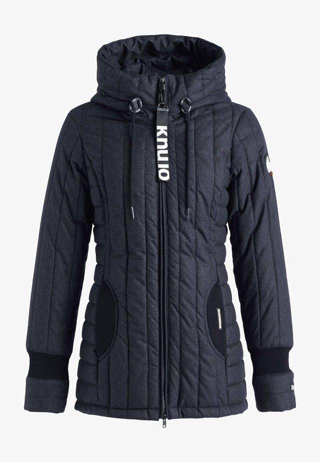 TWEETY PRIME - Winterjas - schwarz-weiß meliert