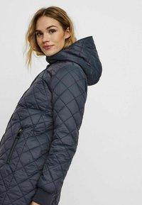 Vero Moda - Winter coat - ombre blue - 3