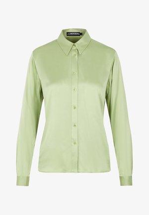 MALLORY SILK - Koszula - tea green