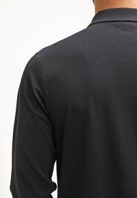 GANT - THE ORIGINAL RUGGER - Polo shirt - black - 5