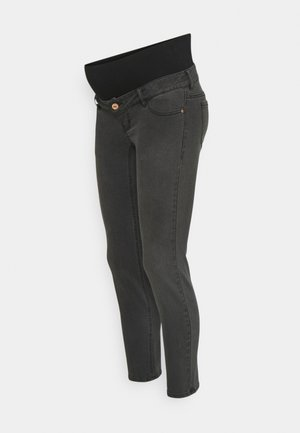 PCMLILA - Jeans slim fit - black denim