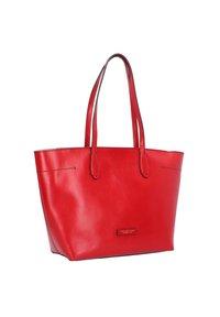 The Bridge - GUELFA - Tote bag - red - 2