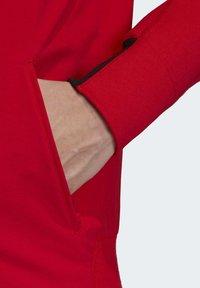 adidas Performance - VRCT JACKET - Training jacket - red - 7