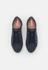 s.Oliver - Sneakers laag - navy/grey - 5