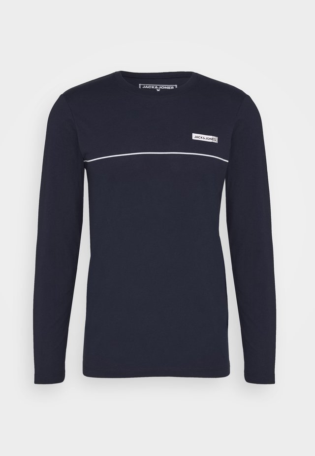 JCOZLS TEE - T-shirt à manches longues - navy