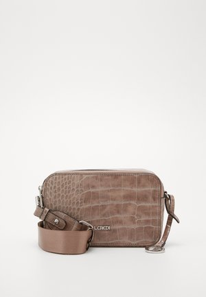 FEODORA - Across body bag - taupe