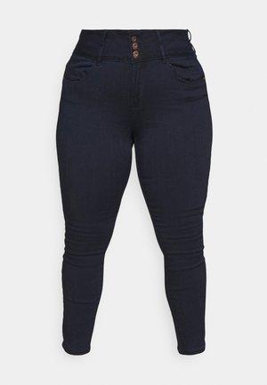 CARANNA  - Jeans Skinny Fit - dark blue denim
