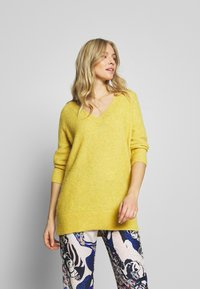 Six Ames - AMANDA - Pullover - daffodil - 0