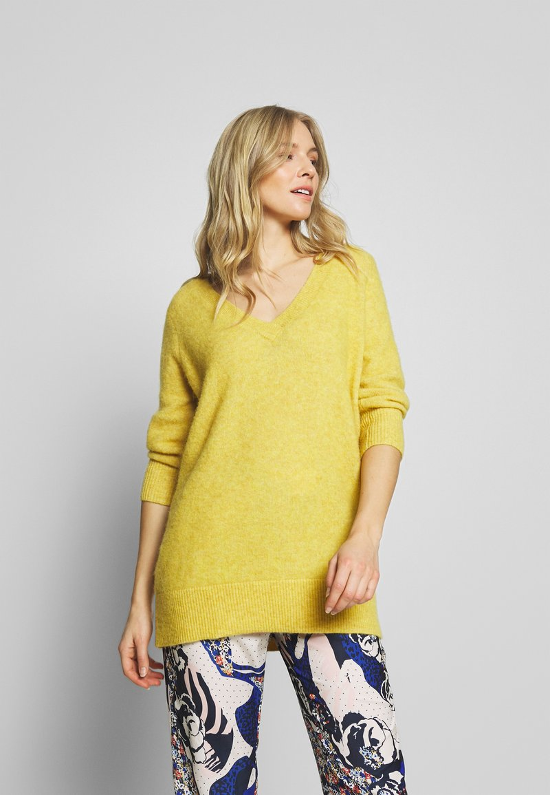 Six Ames - AMANDA - Pullover - daffodil